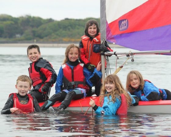 RYA Youth- Stage 1&2