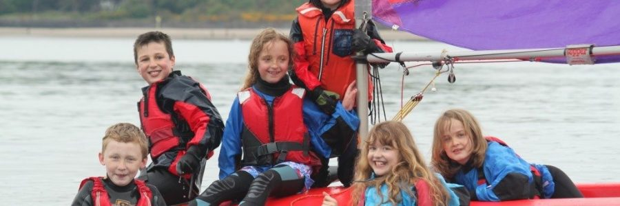 RYA Youth- Stage 1&2 2018