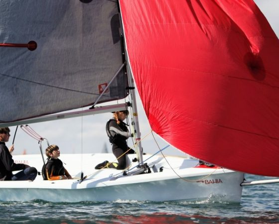 RYA Adult- Start Racing