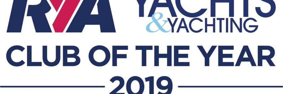 BYC is a finalist in the RYA and Yachts & Yachting Club of the Year