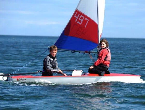 New RYA Youth Stage 1 & 2 Course