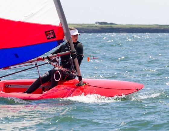 RYA Youth- Start Racing