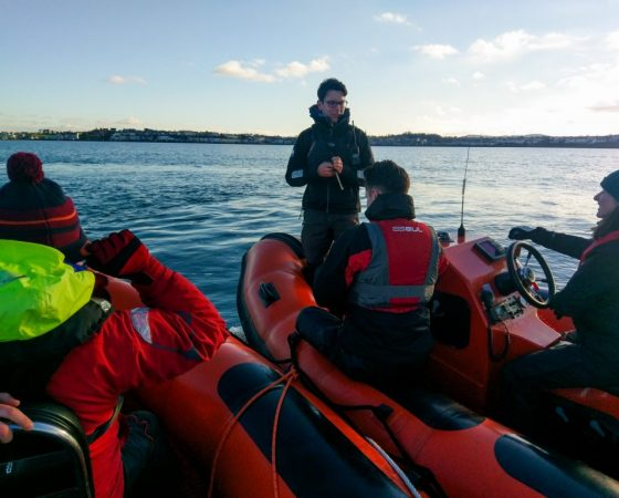 Powerboat Level 2 Dates 2018