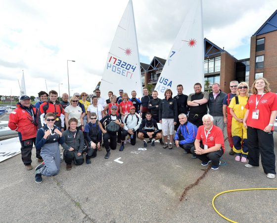 Ballyholme Regatta Sails into View