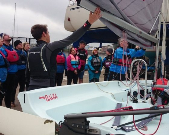 RYA Adult – Level 1(midweek)
