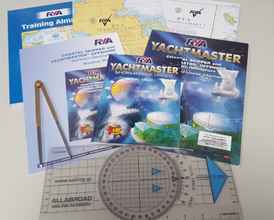 RYA Yachtmaster Theory