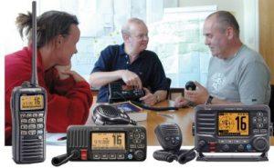 RYA Marine Radio (SRC) course