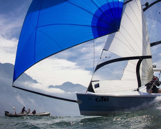 RYA Adult- Dinghy Sailing with Spinnakers