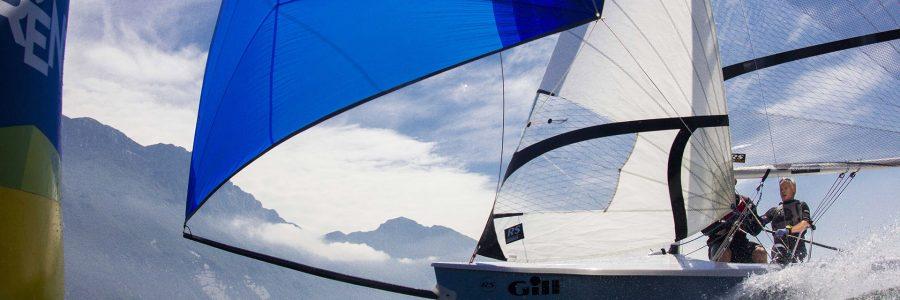RYA Seamanship Skills & Sailing with Spinnakers