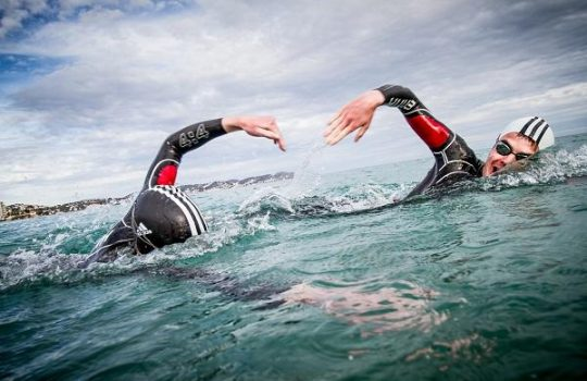 Monday Evening Sea Swim 13th July Available to Book