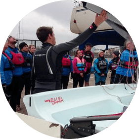 RYA Youth Stages 1-4 now available for booking
