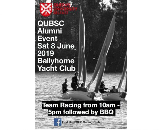 Queens University Sailing Club Regatta