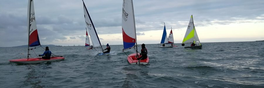 Junior Icebreaker Series II and Topper Pathway Training starts this Saturday 7th March
