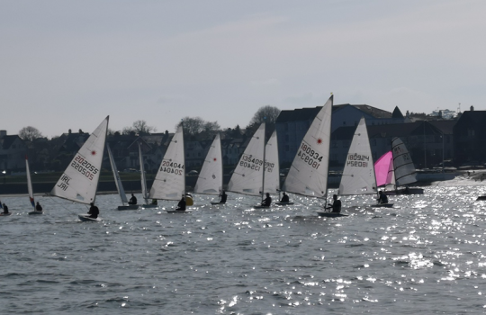 Club Racing makes a return this Sunday 25th April