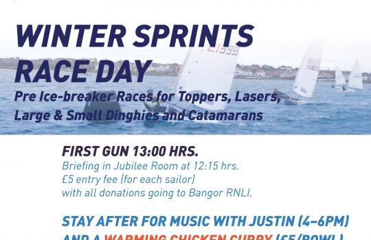 Winter Sprints 25th January 2020
