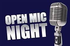 Open Mic Nights at BYC