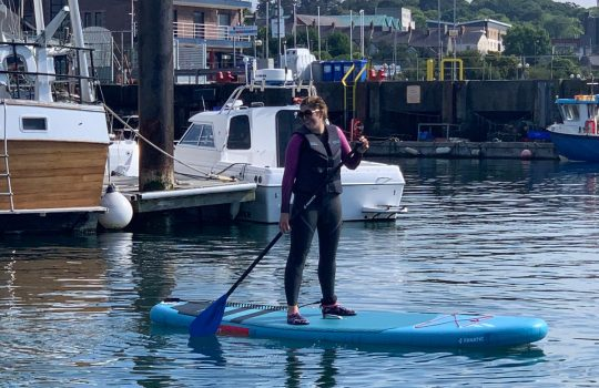 An Introduction to SUP