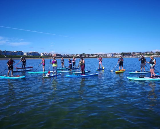 SUP/Kayak Session Monday 3rd – Wednesday 5th May