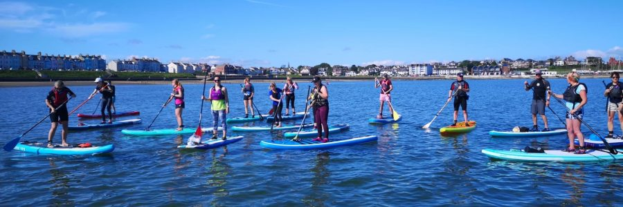 SUP/Kayak Session Thursday 22nd – Friday 23rd April