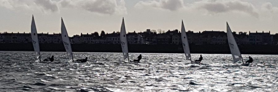 Cadet Laser Sailing Session Sunday 22nd November