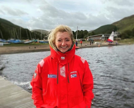 BYC Sailors recognised by RYA National Awards