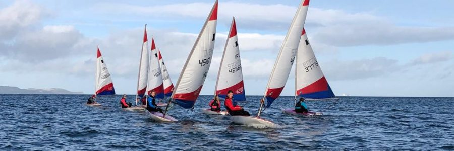 Sharks Sailing Sessions Saturday 21st November 2020