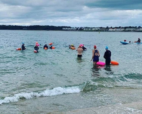 Sea Swimming session Saturday 10th – Sunday 11th April