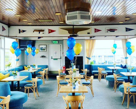 Members Lounge reopening tonight