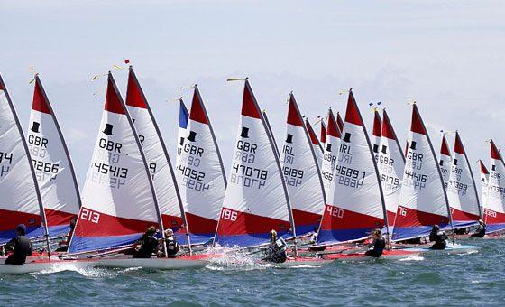2021 GBR Topper Nationals Cancelled – ITCA (GBR) & Ballyholme Yacht Club