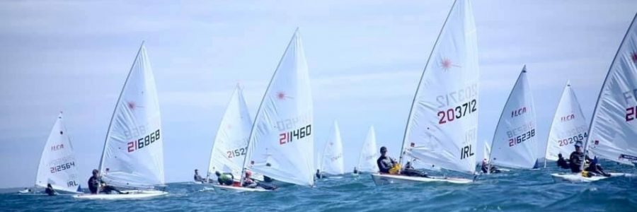 Youth Advanced Laser Race Training with Russell McGovern