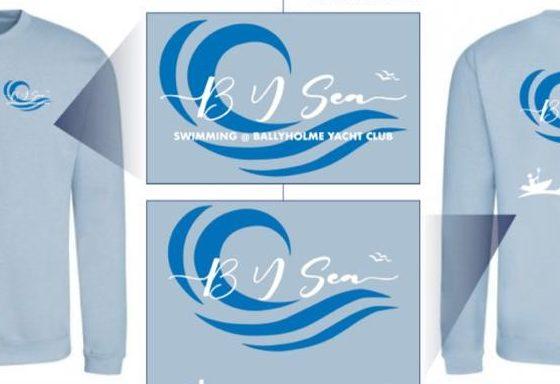 BYSEA Swim Sweatshirts