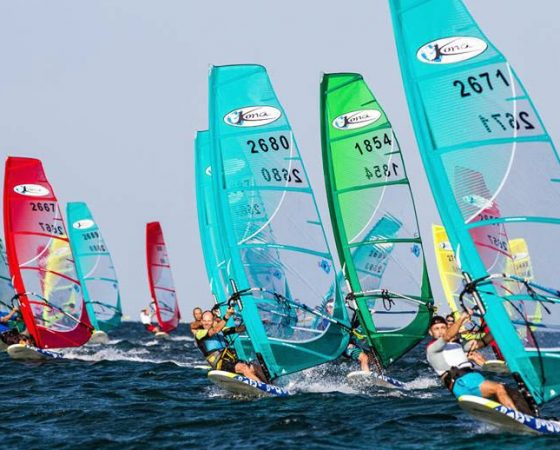 BYC Open Windsurfing Ulster Championship