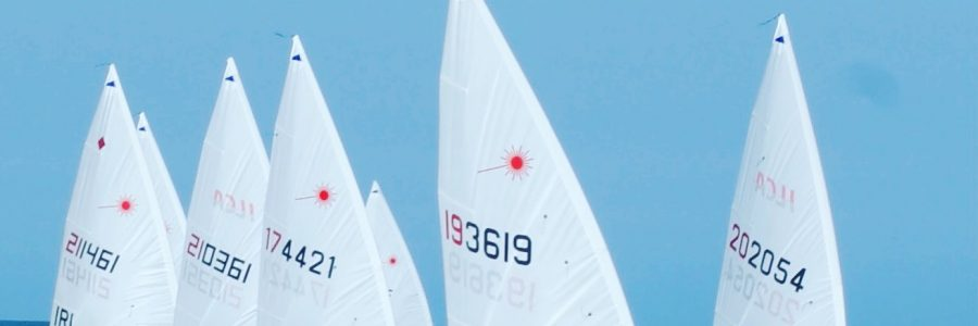 Laser 50th Anniversary Open Race Day